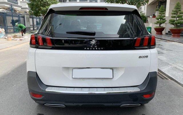 Peugeot 5008 1.6 turbo SX 2018, xe gia đình sử dụng, có hỗ trợ trả góp5