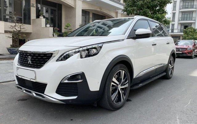 Peugeot 5008 1.6 turbo SX 2018, xe gia đình sử dụng, có hỗ trợ trả góp1