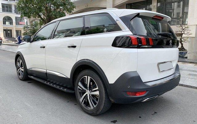 Peugeot 5008 1.6 turbo SX 2018, xe gia đình sử dụng, có hỗ trợ trả góp3