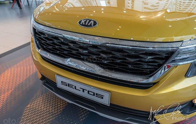 Doanh số bán hàng xe Kia Seltos tháng 8/20211
