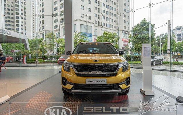 Doanh số bán hàng xe Kia Seltos tháng 8/20210