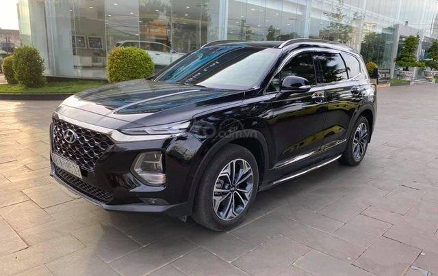 Hyundai Santa Fe model 2020 số tự động, SX 20192