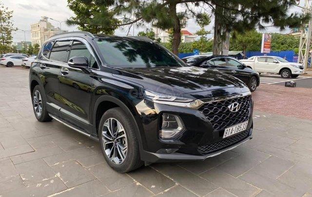 Hyundai Santa Fe model 2020 số tự động, SX 20191