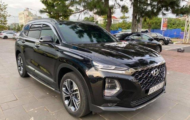 Hyundai Santa Fe model 2020 số tự động, SX 20190