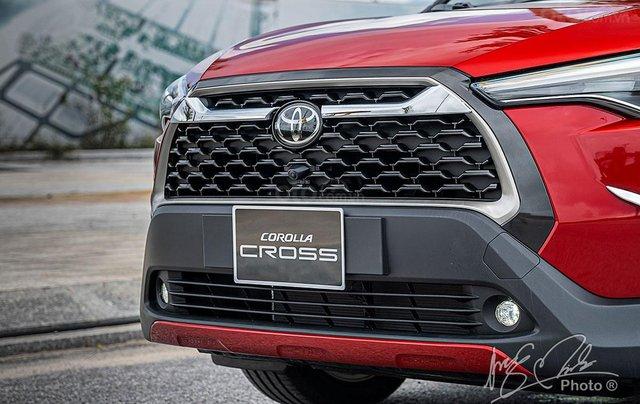 Doanh số bán hàng xe Toyota Corolla Cross tháng 8/20211