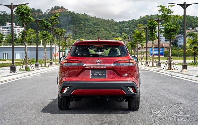 Doanh số bán hàng xe Toyota Corolla Cross tháng 8/20217