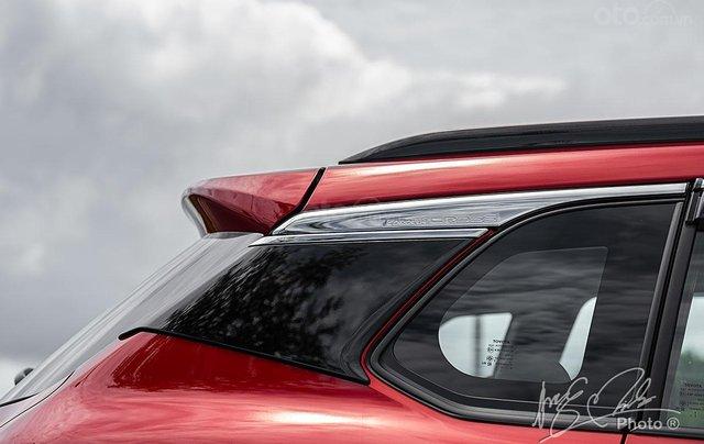 Doanh số bán hàng xe Toyota Corolla Cross tháng 8/20215