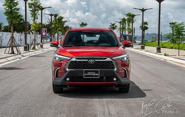Doanh số bán hàng xe Toyota Corolla Cross tháng 8/20210