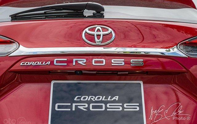 Doanh số bán hàng xe Toyota Corolla Cross tháng 8/20218