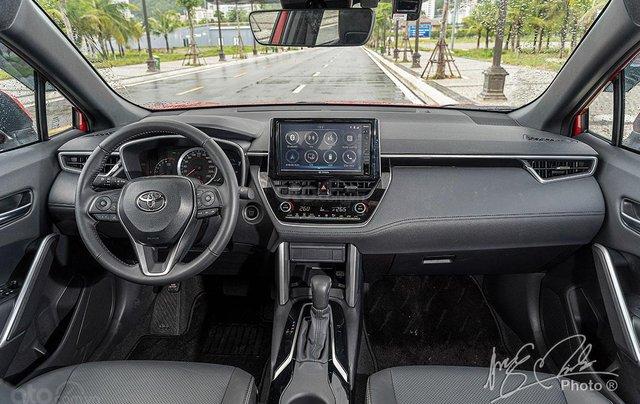 Doanh số bán hàng xe Toyota Corolla Cross tháng 8/202110