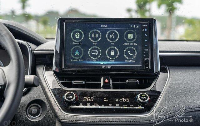 Doanh số bán hàng xe Toyota Corolla Cross tháng 8/202114