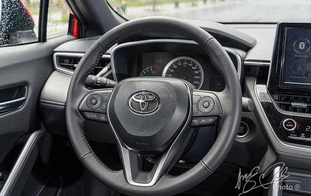 Doanh số bán hàng xe Toyota Corolla Cross tháng 8/202113