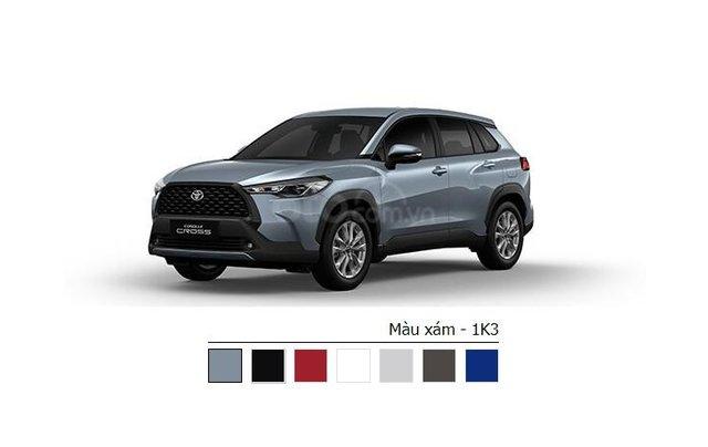 Doanh số bán hàng xe Toyota Corolla Cross tháng 8/202116