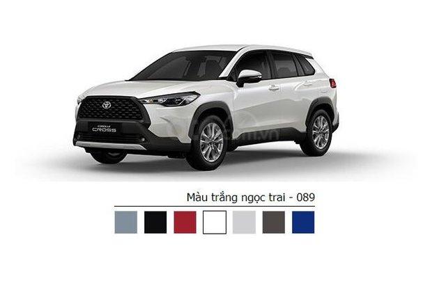 Doanh số bán hàng xe Toyota Corolla Cross tháng 8/202119