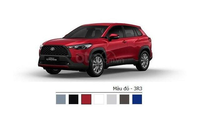 Doanh số bán hàng xe Toyota Corolla Cross tháng 8/202118