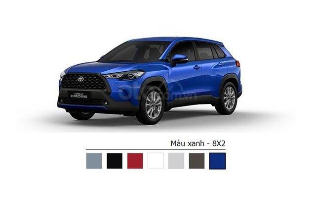 Doanh số bán hàng xe Toyota Corolla Cross tháng 8/202122