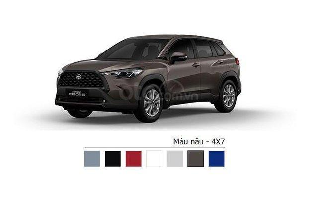 Doanh số bán hàng xe Toyota Corolla Cross tháng 8/202121