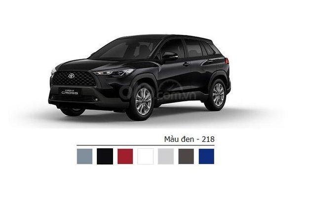 Doanh số bán hàng xe Toyota Corolla Cross tháng 8/202117