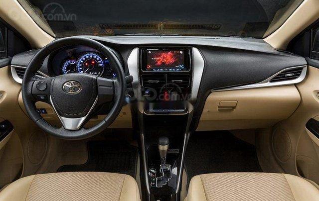 Chính chủ bán xe Toyota Vios bản E 1.5E AT đời 2019 xe còn mới nguyên, đi được 25 000km8
