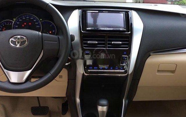 Chính chủ bán xe Toyota Vios bản E 1.5E AT đời 2019 xe còn mới nguyên, đi được 25 000km10