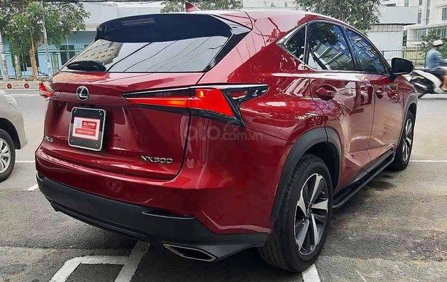 Cần bán xe Lexus NX300 năm sản xuất 2018, màu đỏ, xe nhập0