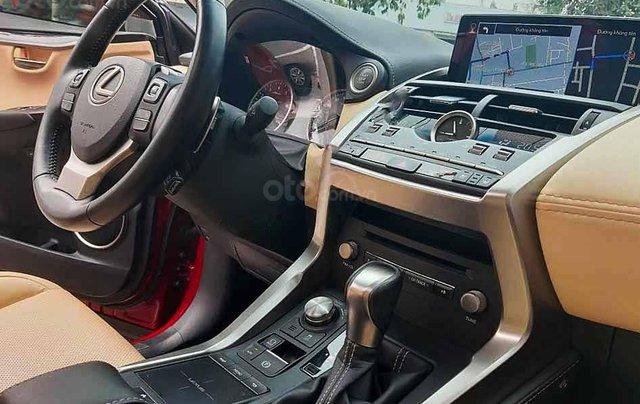 Cần bán xe Lexus NX300 năm sản xuất 2018, màu đỏ, xe nhập3