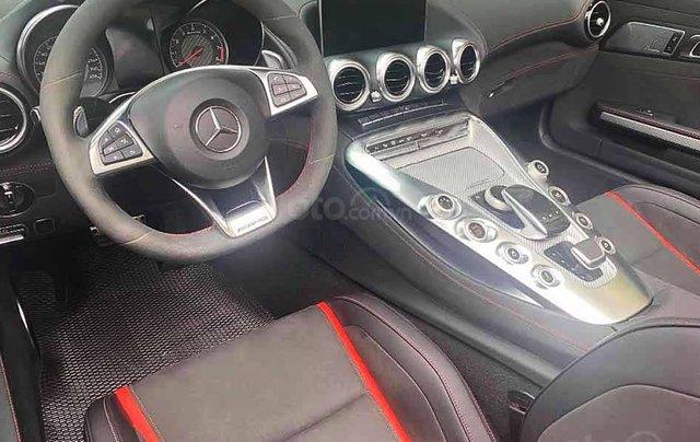 Bán Mercedes AMG GT Roadster năm sản xuất 2017, màu trắng, nhập khẩu  1