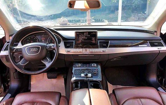 Bán Audi A8 năm sản xuất 2011, màu đen, nhập khẩu3