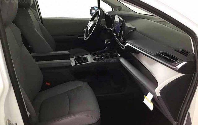 Bán xe Toyota Sienna sản xuất năm 2020, màu trắng, nhập khẩu3