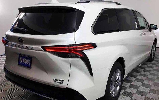 Bán xe Toyota Sienna sản xuất năm 2020, màu trắng, nhập khẩu1
