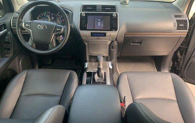 Bán xe Toyota Land Cruiser năm sản xuất 2020, nhập khẩu Nhật Bản như mới10