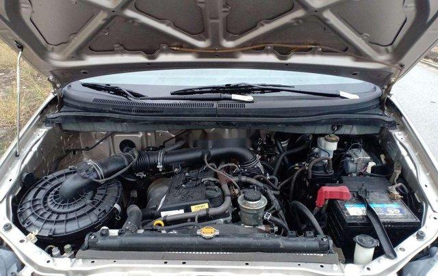 Cần bán gấp Toyota Innova E MT sản xuất 2016, giá ưu đãi9