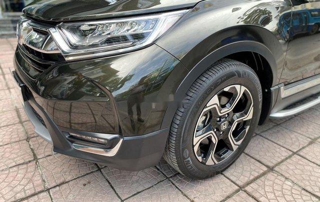 Cần bán gấp Honda CR V 2019, màu đen chính chủ1