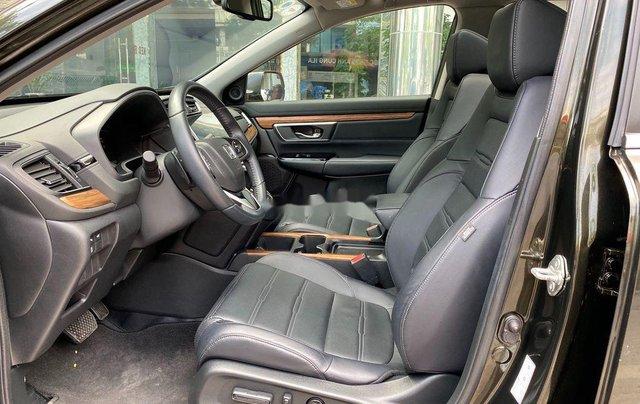 Cần bán gấp Honda CR V 2019, màu đen chính chủ6