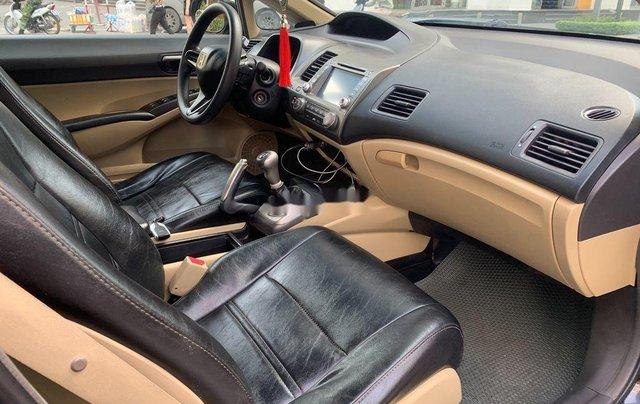 Bán ô tô Honda Civic năm 2009 giá cạnh tranh, xe một đời chủ6