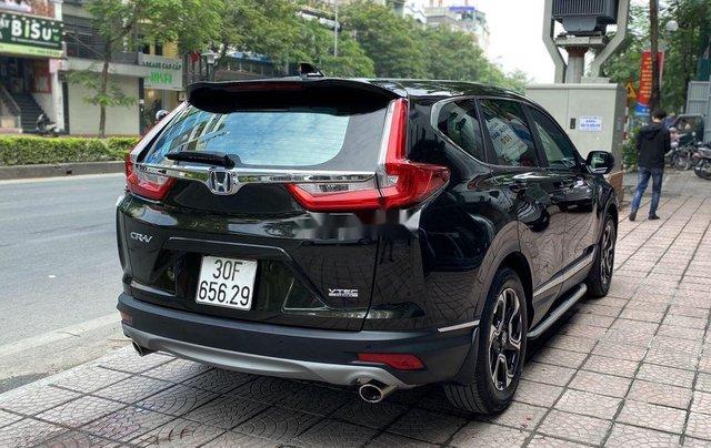 Cần bán gấp Honda CR V 2019, màu đen chính chủ5