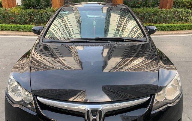 Bán ô tô Honda Civic năm 2009 giá cạnh tranh, xe một đời chủ0