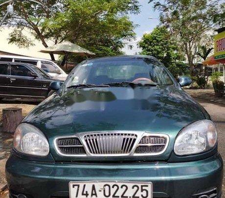 Bán ô tô Daewoo Lanos năm 2001, xe một đời chủ giá cực ưu đãi0