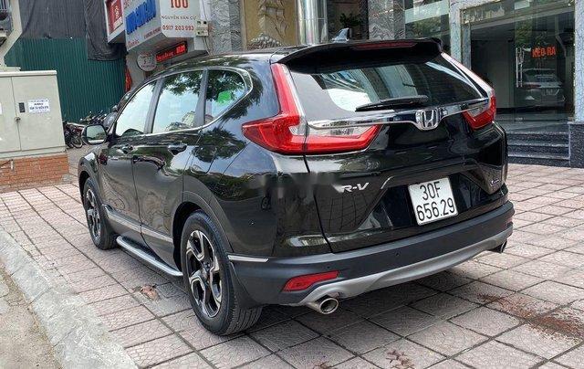 Cần bán gấp Honda CR V 2019, màu đen chính chủ4