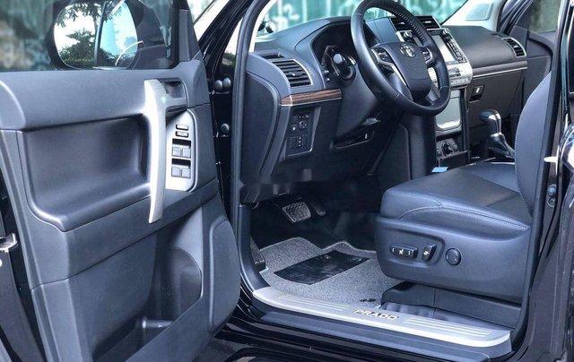 Bán xe Toyota Land Cruiser năm sản xuất 2020, nhập khẩu Nhật Bản như mới6
