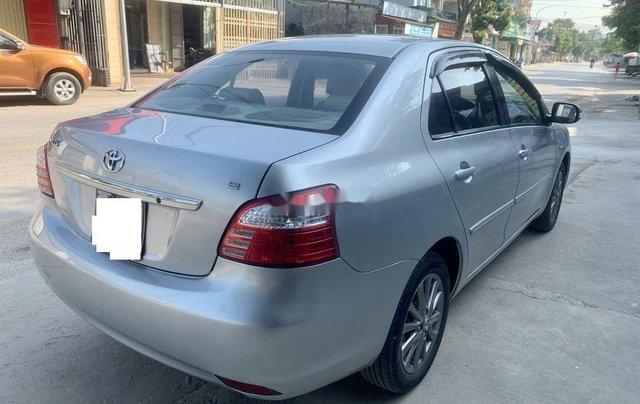 Bán Toyota Vios sản xuất năm 2013, màu bạc còn mới4