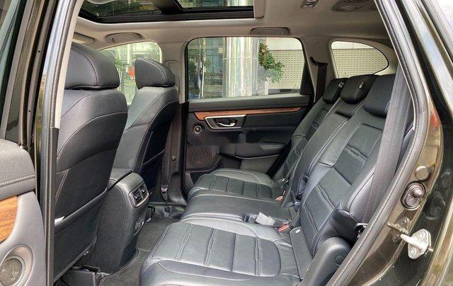 Cần bán gấp Honda CR V 2019, màu đen chính chủ11