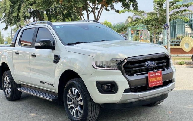 Cần bán gấp Ford Ranger Wildtrak năm 2019, nhập khẩu nguyên chiếc còn mới2