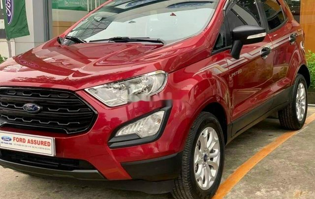 Cần bán gấp Ford EcoSport sản xuất năm 2019, giá ưu đãi0