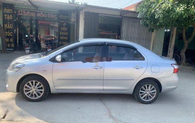 Bán Toyota Vios sản xuất năm 2013, màu bạc còn mới3
