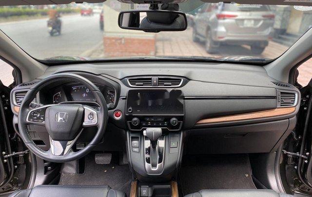 Cần bán gấp Honda CR V 2019, màu đen chính chủ8