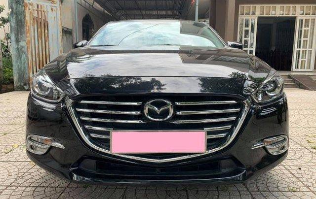 Cần bán gấp Mazda 3 năm 2019, màu đen, số tự động, 566 triệu0