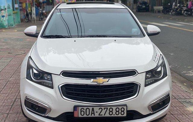 Bán Chevrolet Cruze 2016, màu trắng, xe nhập0