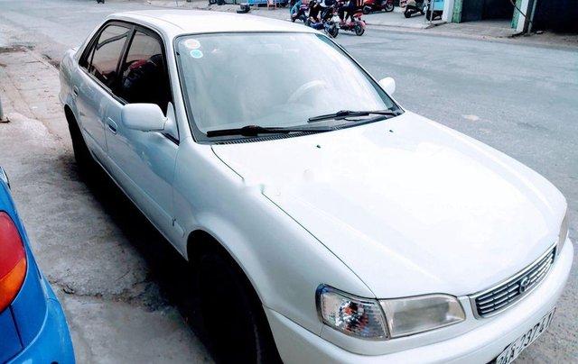 Bán Toyota Corolla đời 1998, màu trắng, nhập khẩu chính chủ, 120tr1