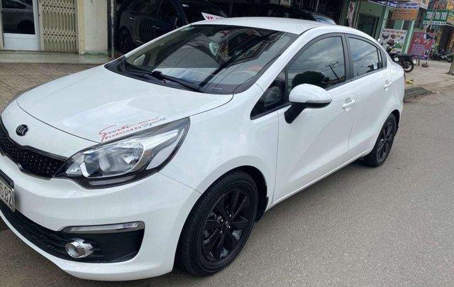 Bán Kia Rio sản xuất 2016, màu trắng, nhập khẩu nguyên chiếc còn mới0